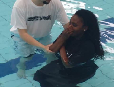 MK Baptism