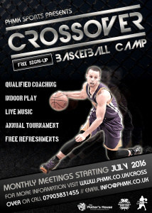 free basketball camp coaching milton keynes