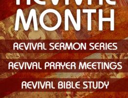 revival month milton keynes