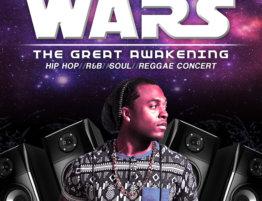Soul Wars concert Milton keynes